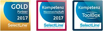 SelectLine | Wsoft Auszeichnungen 2017
